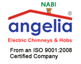 Angelia Electric Chimneys & Hobs